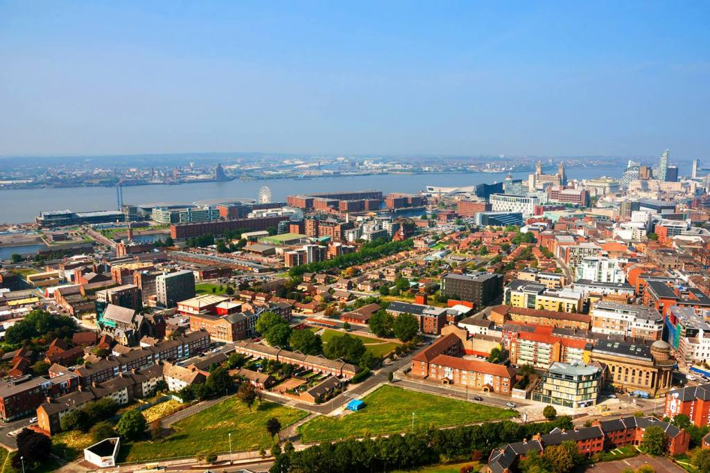 Liverpool is Top of the League When it Comes to UK Property Performance 5