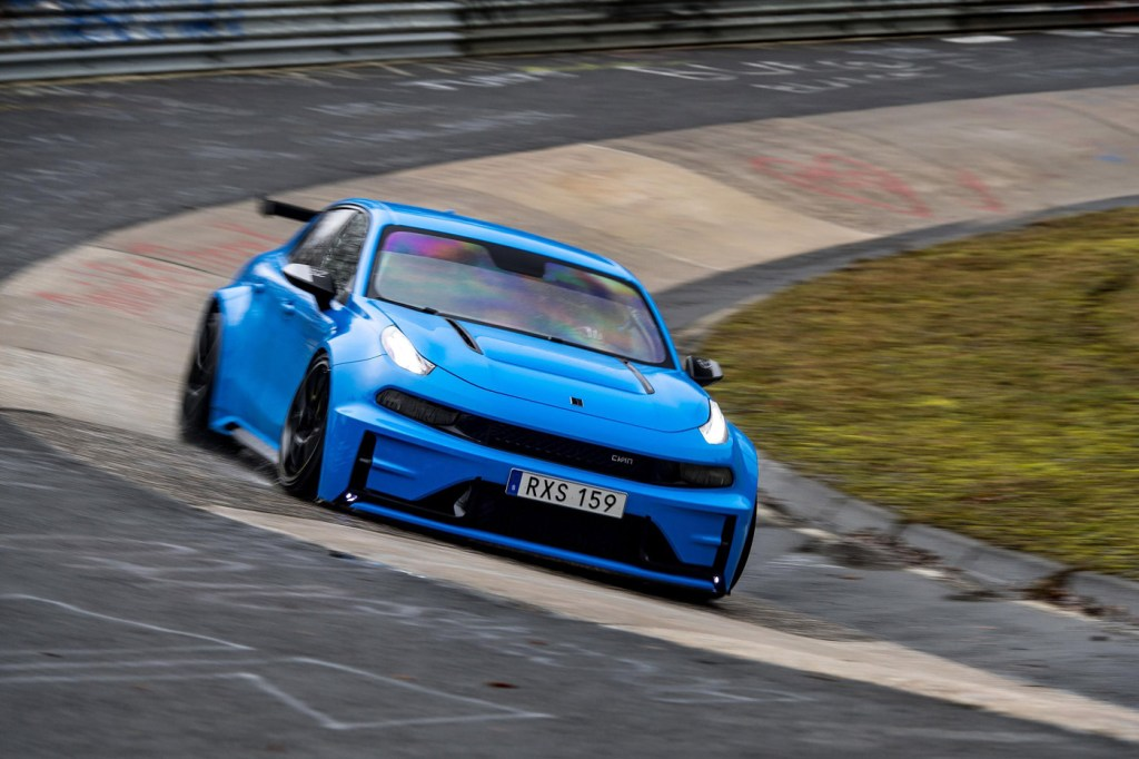 China's Lynk & Co Sets Two New Lap Records at the Nürburgring Nordschleife