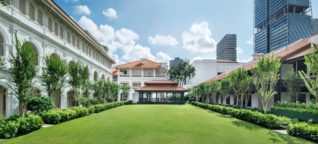 Raffles the Iconic Hotel in Singapore Reopens After Major Renovation 8