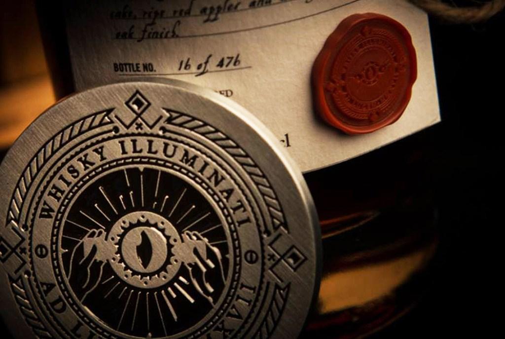 Whisky Illuminati Solaria Series