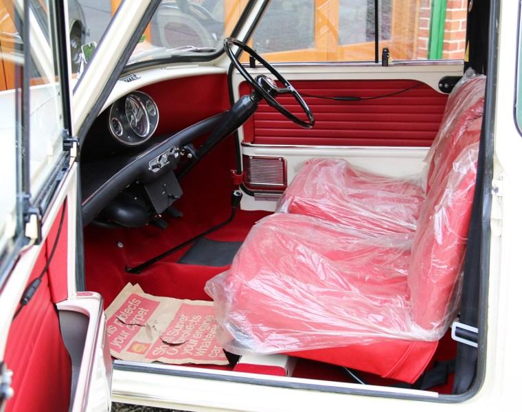 1968 Mk1 Morris Minor-Mini Super De Luxe with Just 272 miles on the Clock! 1