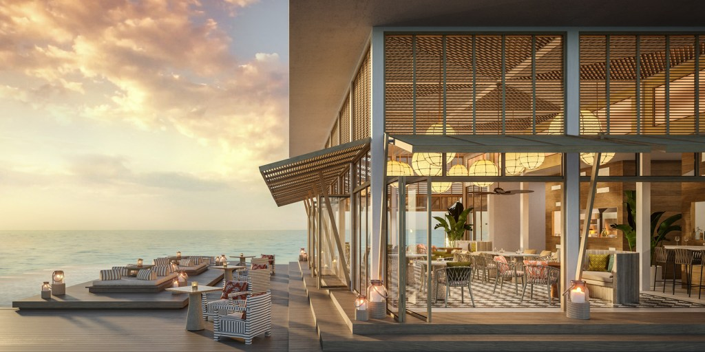 Raffles Maldives Meradhoo's Twin Island Resort Set to Open in Gaafu Alifu Atoll 13