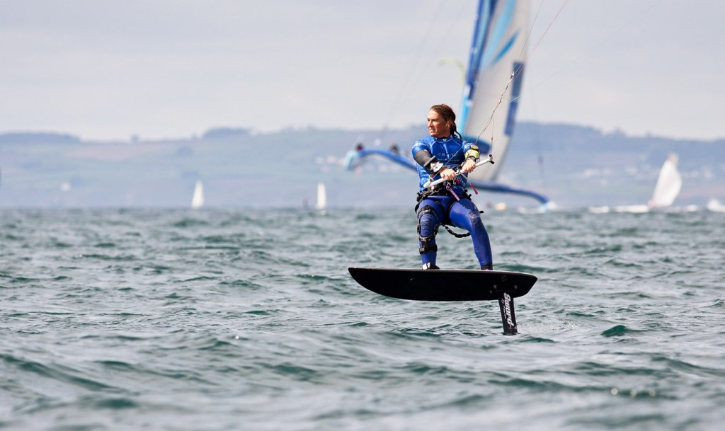 Alexandre Caizergues Professional Kiteboarder and World Record Holder