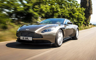 We visit the home of Aston Martin in Gaydon