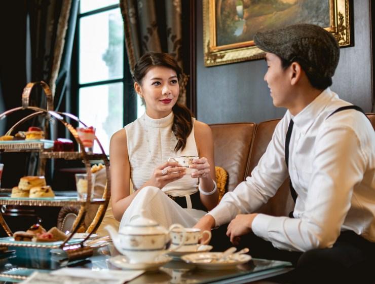 Choo Yilin and YTL Hotels Vintage Honeymoon Jewellery Collection