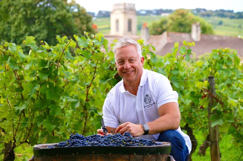 Michael Baum, CEO Of Château De Pommard