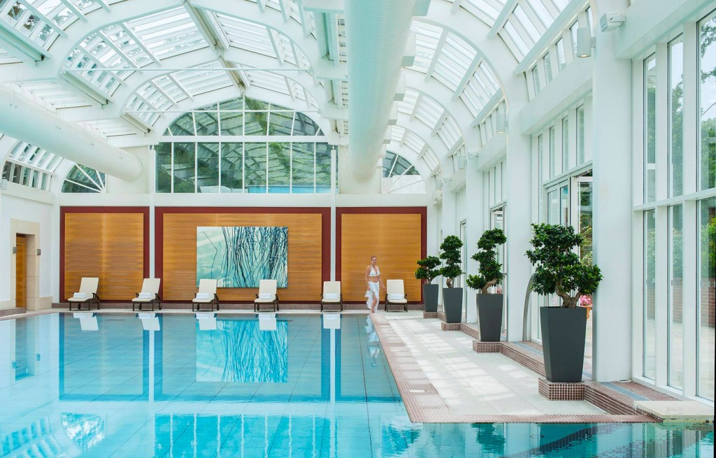 Taking Time Out To Relax At The Spa & Club At Four Seasons Hotel Hampshire 7