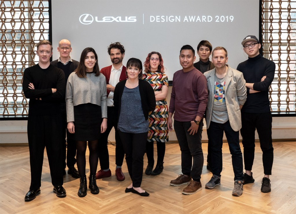 Introducing the Judges and Mentors for Lexus Design Award 2020 1