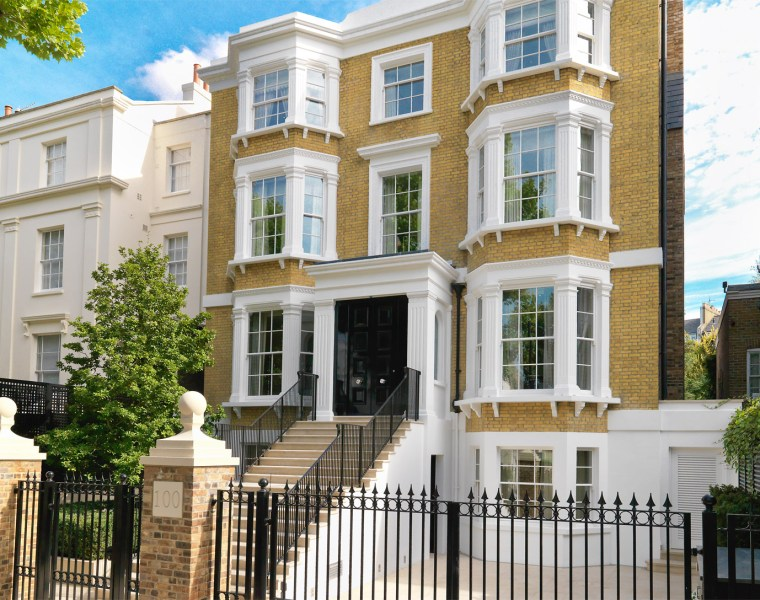 London Mansion Of Lloyds Bank Founder Hits Market For £22.5m 23