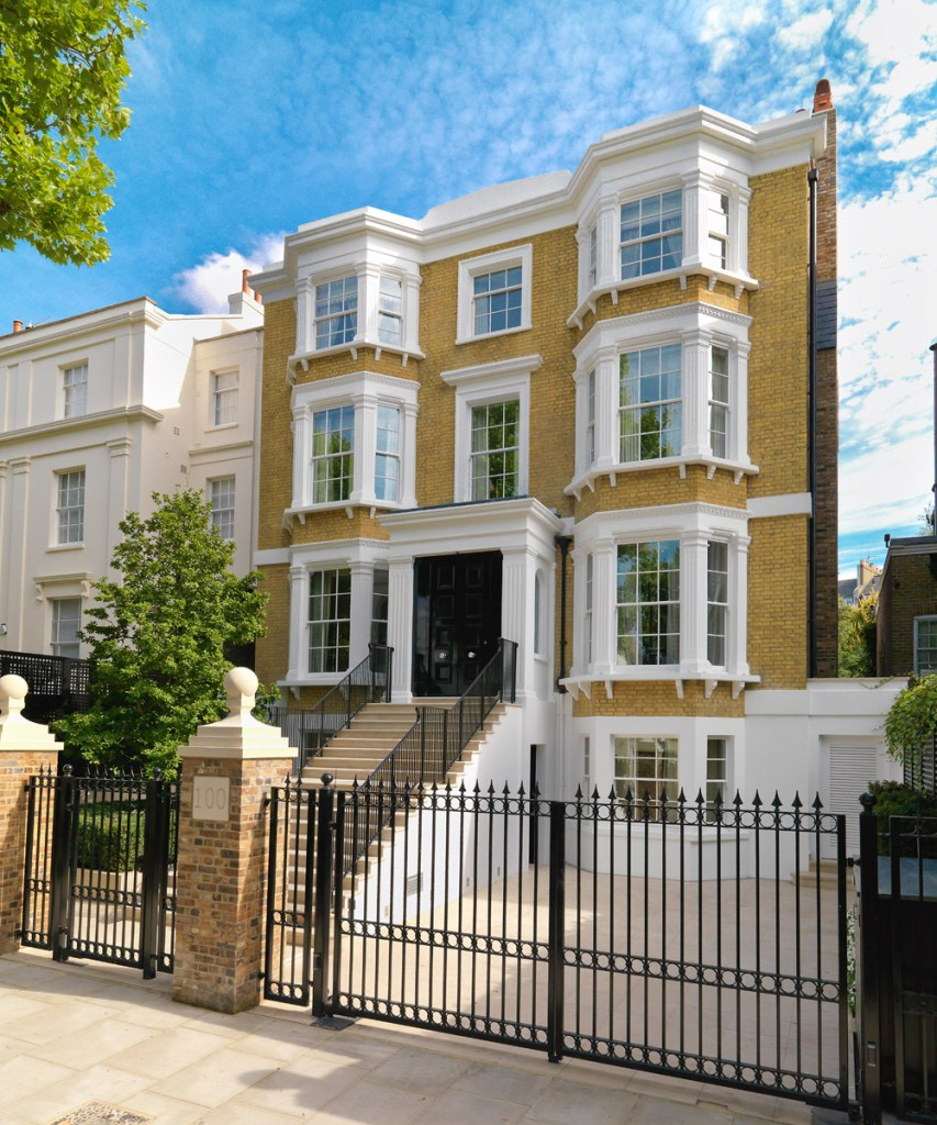 London Mansion Of Lloyds Bank Founder Hits Market For £22.5m