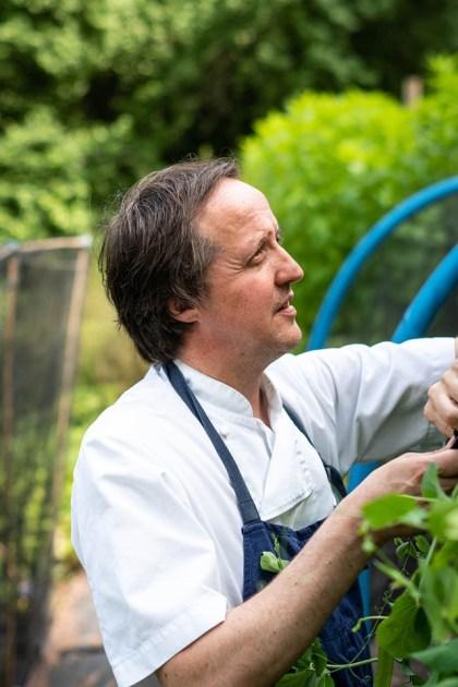 Chef Chris Harrod