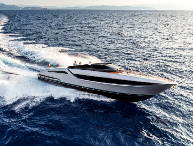 The Dolceriva Cruiser Heralds A New Era of Style and Design for Riva