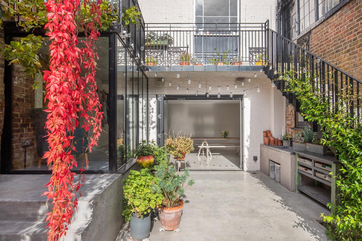 Former Home of Oscar-Winning Set Designer Comes to Market in West London 5