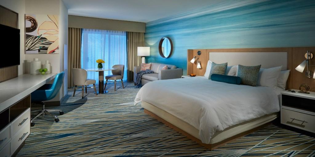 HRH Luxury King Suite at the Seminole Hard Rock Hotel & Casino