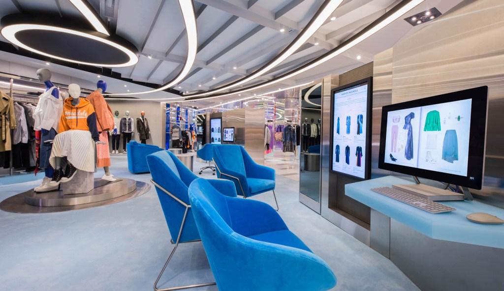 Harvey Nichols new Hong Kong Shopping Experience by Studio Four IV 8