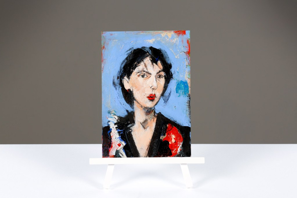 Renowned Artists Donate One-of-a-Kind Pieces for Heart Research UK Auction 1
