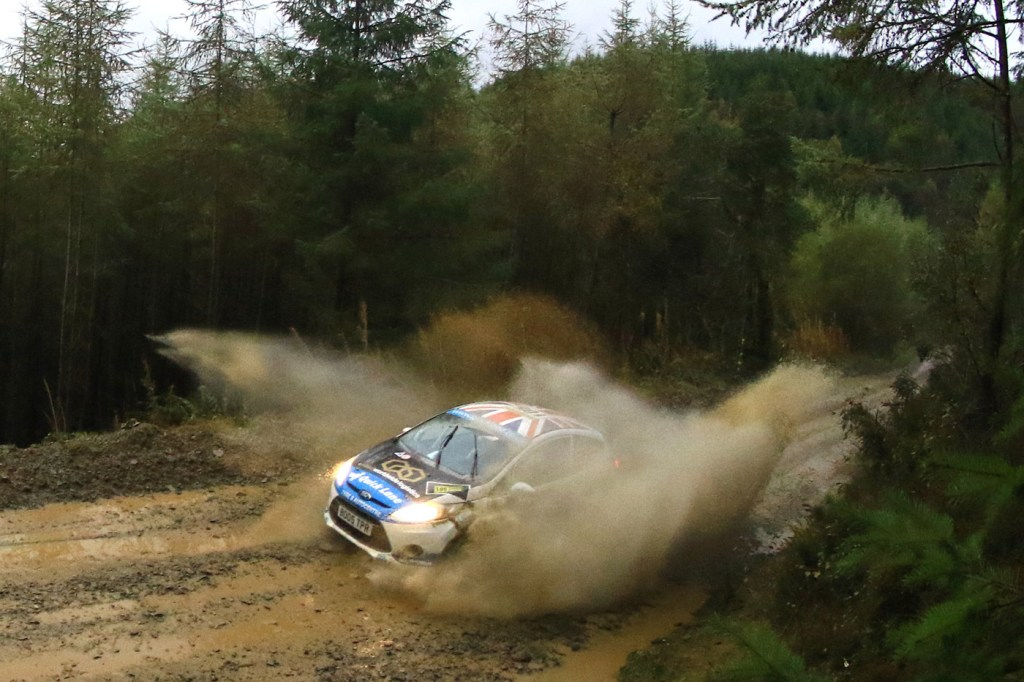 Louise Cook talks about Life Behind The Wheel at the 2019 Wales Rally GB 5