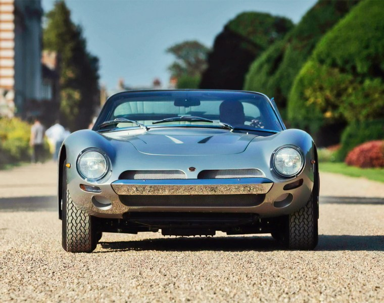 Thornley Kelham's Bizzarrini 5300 GT Strada Restoration