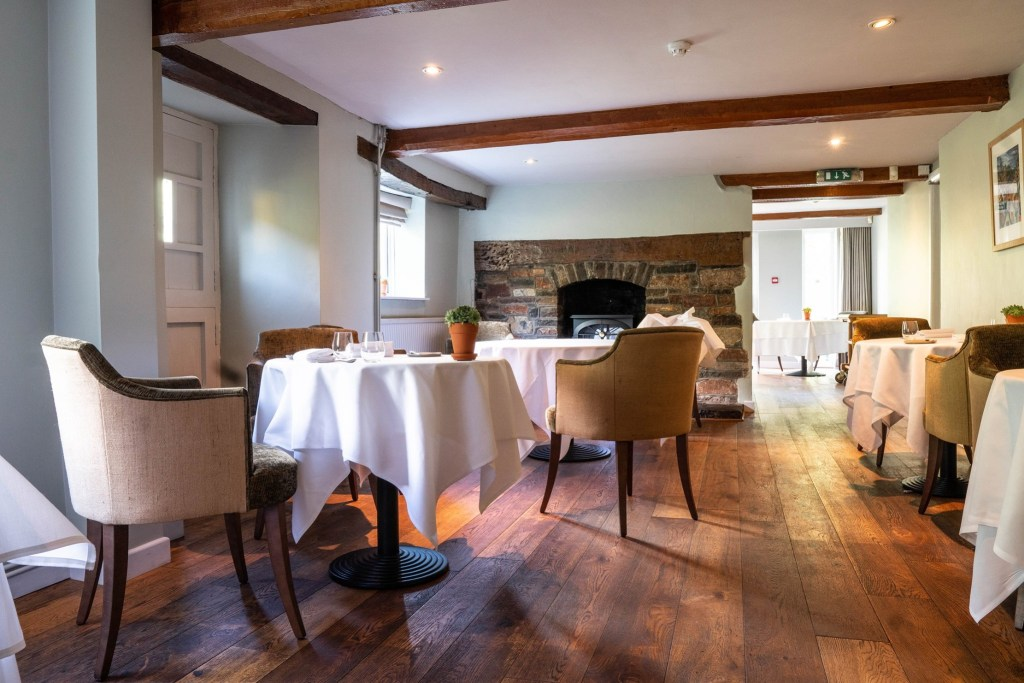 Chef Chris Harrod Acquires Whitebrook Restaurant with Rooms Freehold