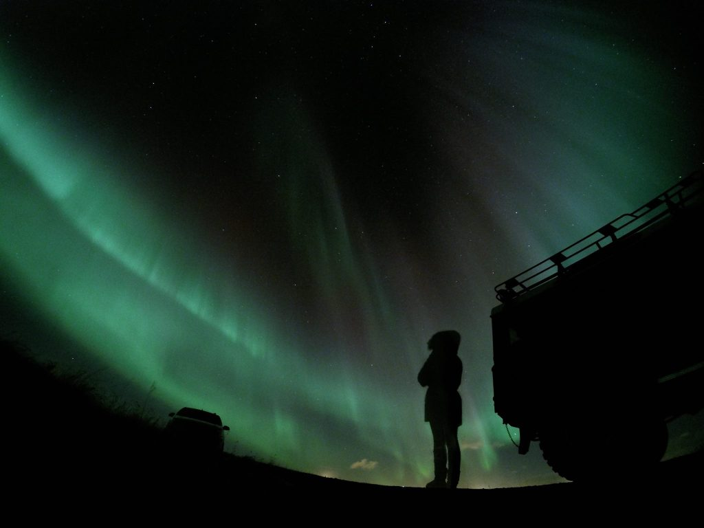 Witnessing One Of Earth's Greatest Shows: The Northern Lights 2