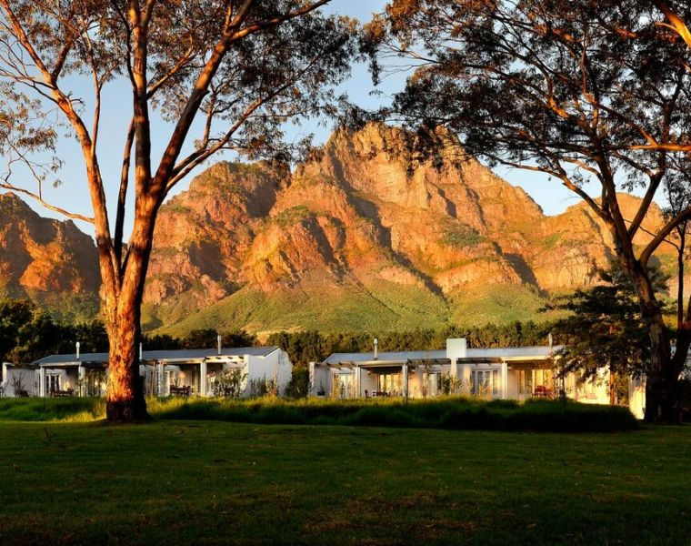 Boschendal's New Tented Camp to Open in Cape Wineland Early 2020 1