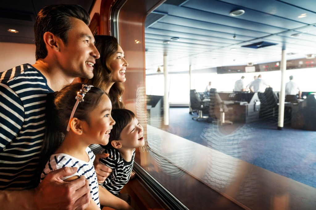 Turning Dreams into a Reality – A Voyage on board the Genting Dream 4