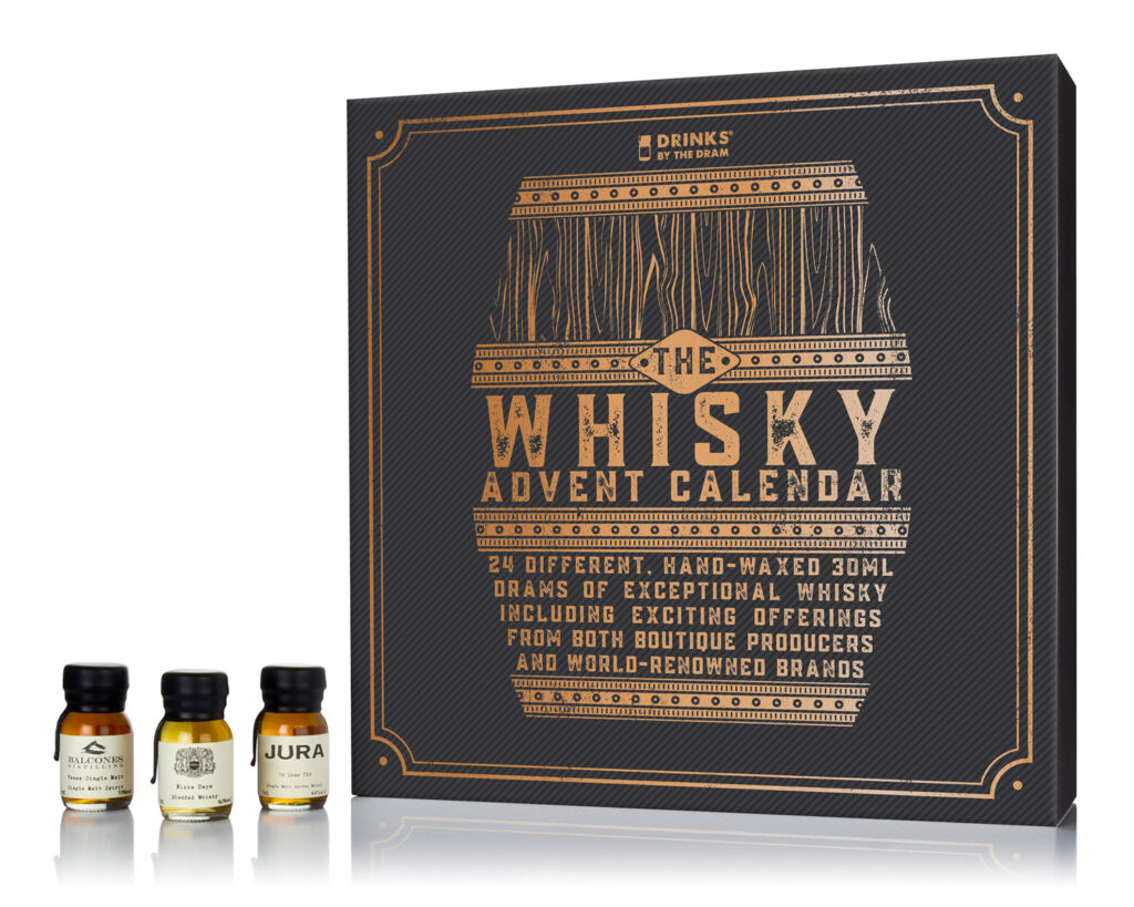Drinks by the Dram Whisky Advent Calendar (2019 Edition)