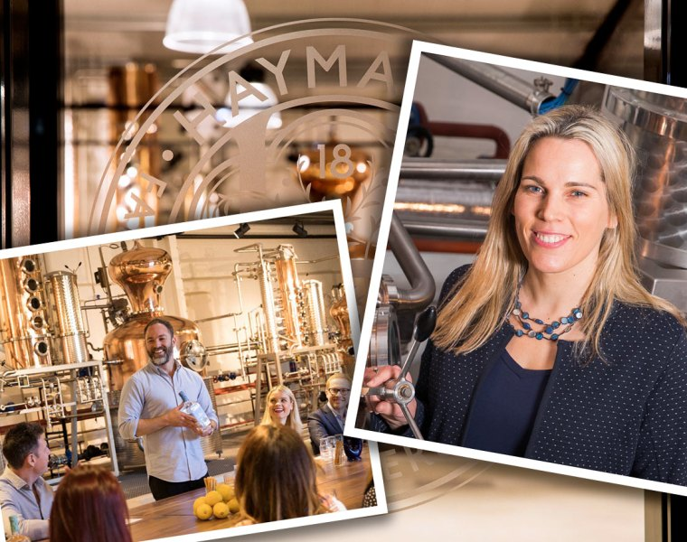 Luxurious Magazine Interview With Miranda Hayman, Co-Owner Of Hayman's Gin 1