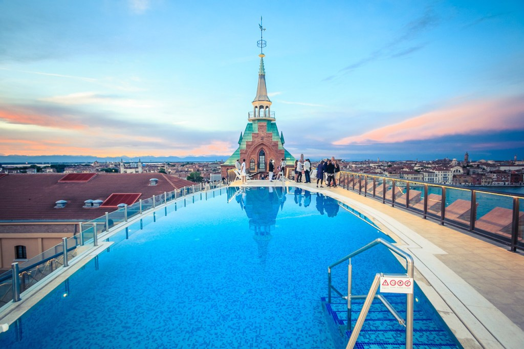 Hilton Molino Stucky Nominated for World's Leading Conference Hotel 2019 6