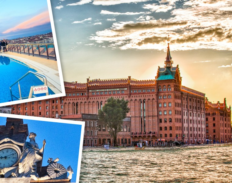 Hilton Molino Stucky Nominated for World's Leading Conference Hotel 2019 9
