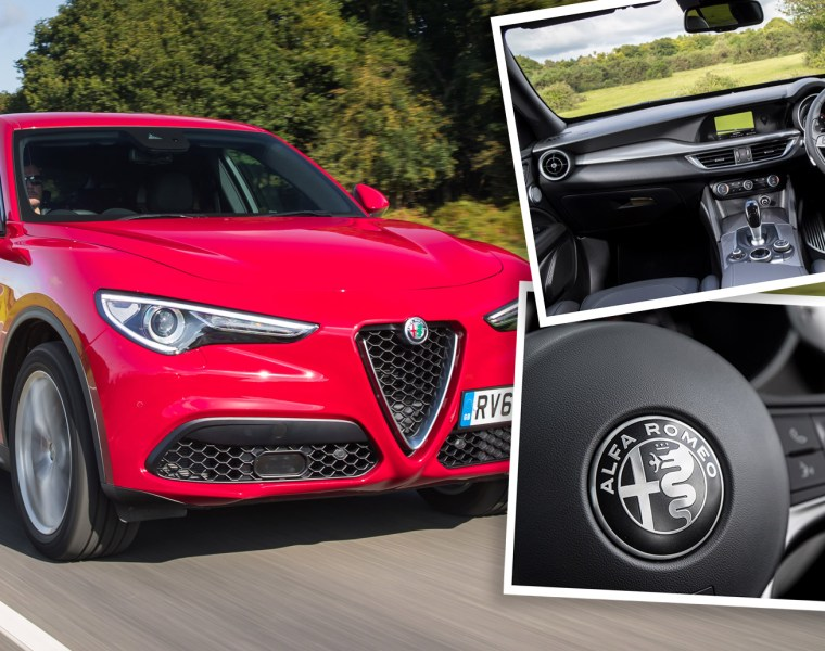 Luxurious Magazine Road Test: The Alfa Romeo Stelvio Milano Edizione 2.0Tb Q4 1
