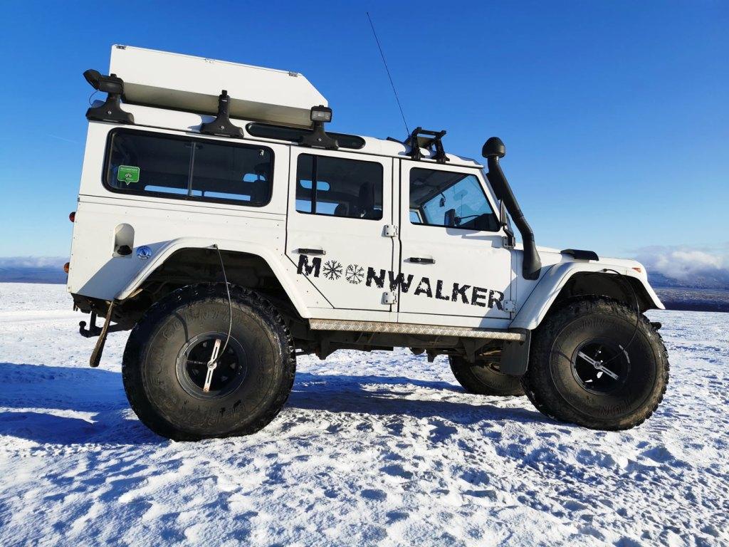 The Moonwalker Land Rover 'Moon 2'