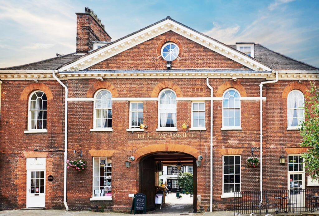 The Rutland Arms Hotel Gets the Green Light for a Major Upgrade