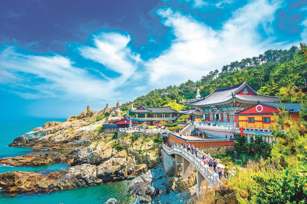 UK's First Five-star Luxury Escorted Tours in South Korea with Scenic