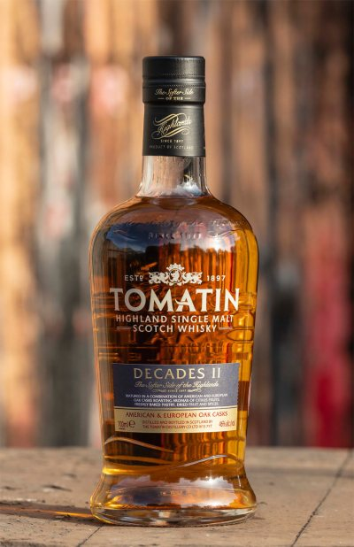 Tomatin Decades II whisky