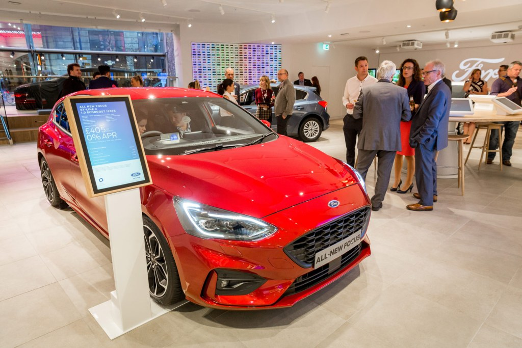 The Ford Fiesta was the Uk's best-selling used car in 2019