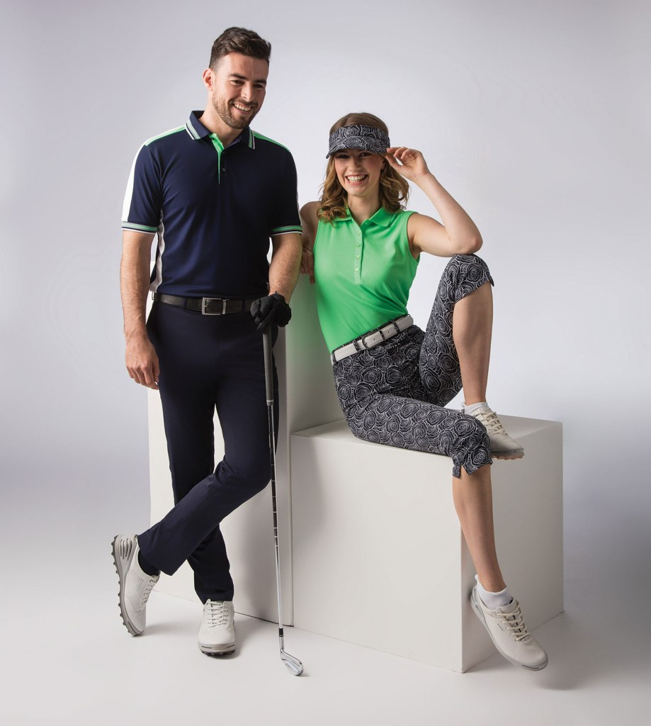 Glenmuir Unveils Fresh Colours in its Spring Summer 2020 Collection 8