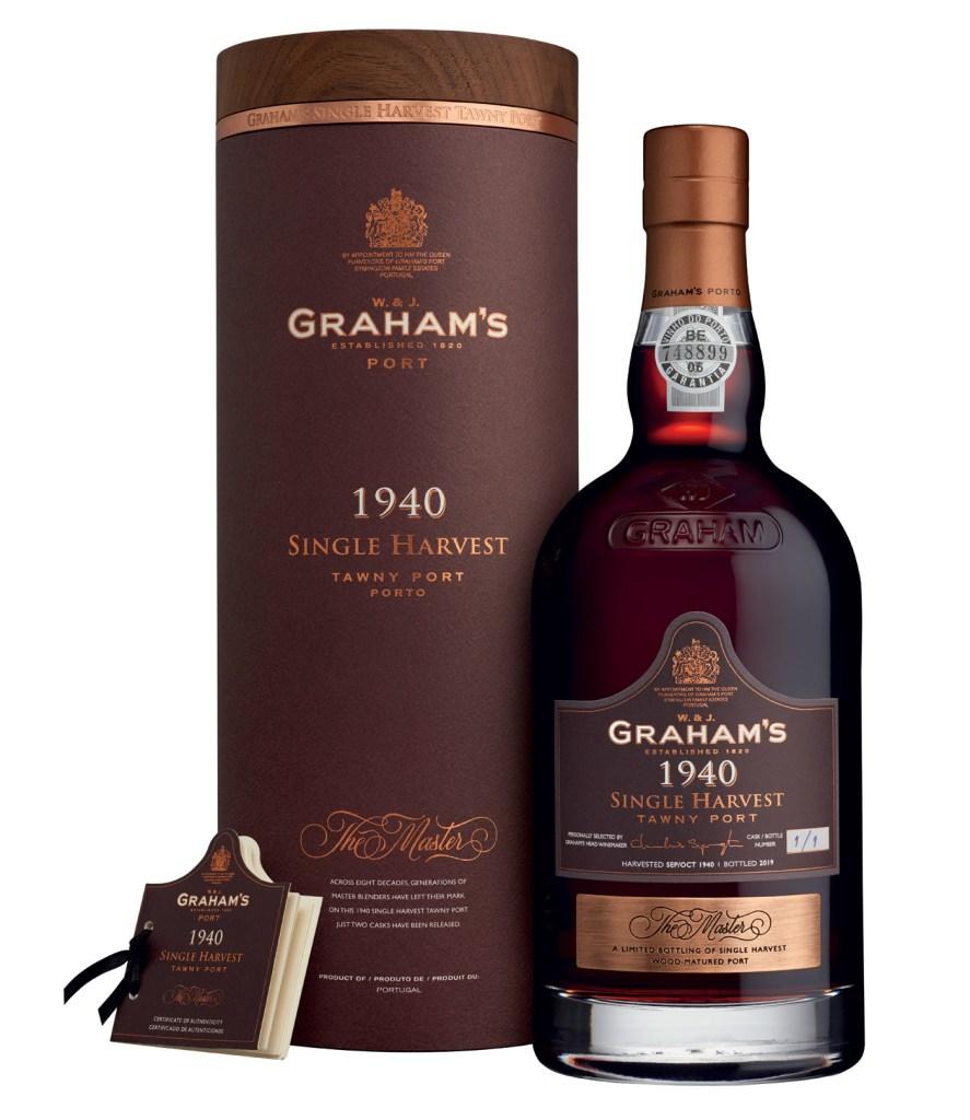 Graham's 1940 Single Harvest