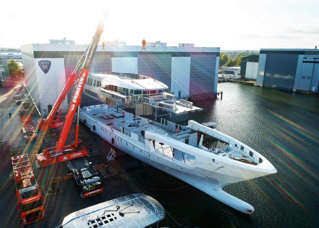 Interview With Mark Cavendish, Director Of Sales And Marketing At Heesen Yachts 5