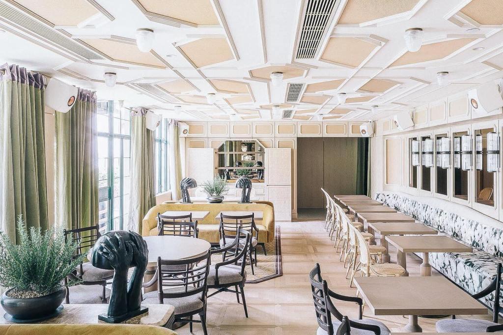 Hong Kong Restaurant Louise Gains first Michelin Star