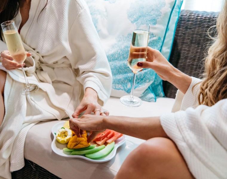 Marigot Bay Resort, Spa and Marina Partners with Irish brand, VOYA
