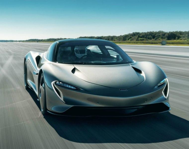 McLaren Hyper-GT prototype 'XP2' Concludes High-Speed Validation Programme