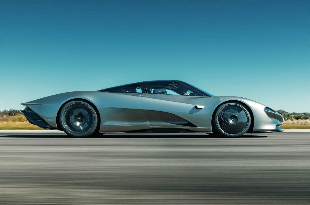 McLaren Speedtail Hypercar Concludes High-Speed Validation Programme 6
