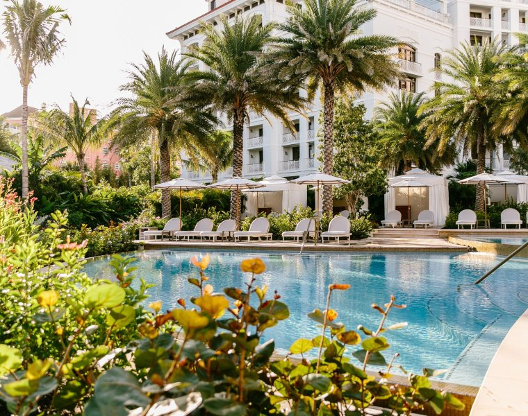 Rosewood Baha Mar Unveils Ultimate Diving Experience - Rolling in the Deep
