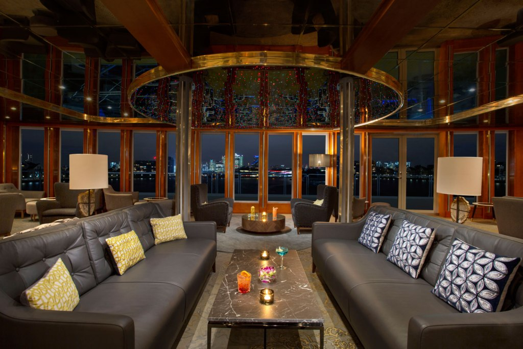 Sitting On A Dock Of The Thames: The Sunborn London Yacht Hotel 11