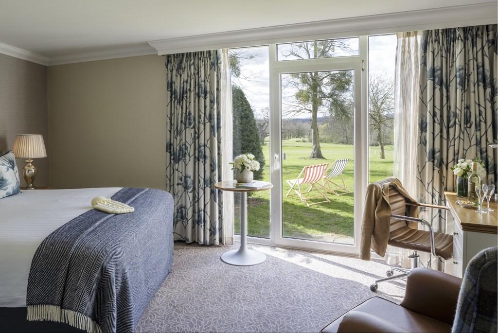 Tewkesbury Park suite