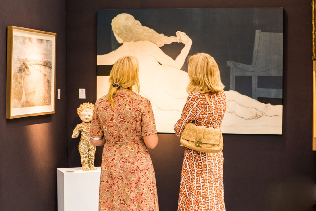 Looking Forward to The 2020 Art & Antiques Fair Olympia