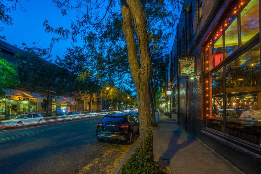 Ballard Avenue in Seattle