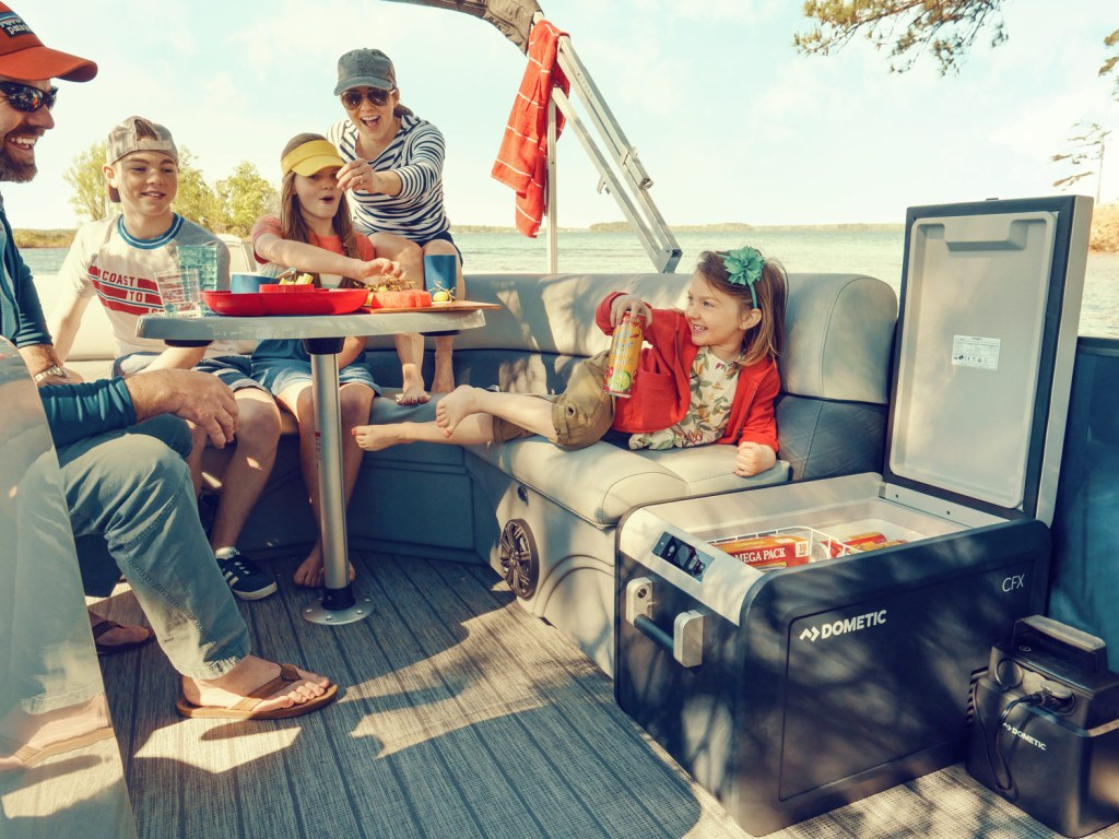 Dometic's CFX Smart Coolers, the Ideal Companion for the Summer Months