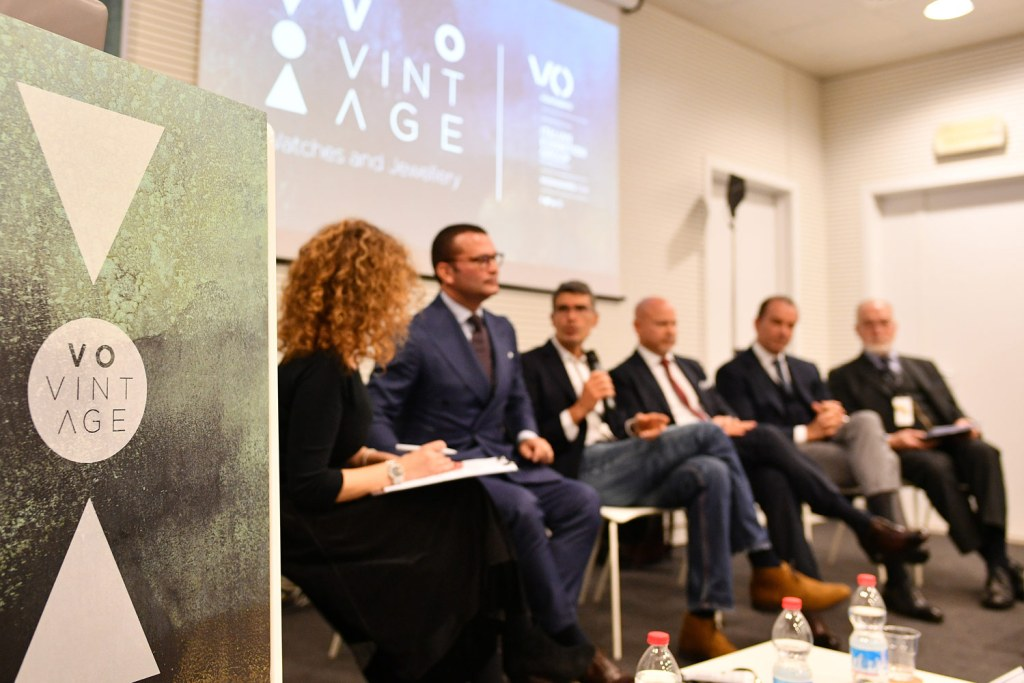 Expert panel at VO Vintage